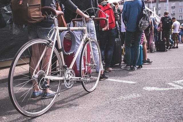 Unaufklärbarkeit eines Fahrradunfalls: 50% oder Null?